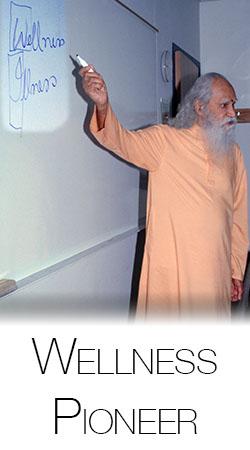 Swami Satchidananda - Wellness Pioneer