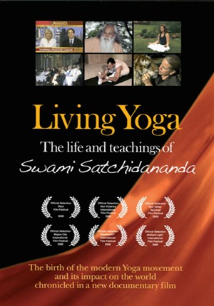 Living Yoga DVD