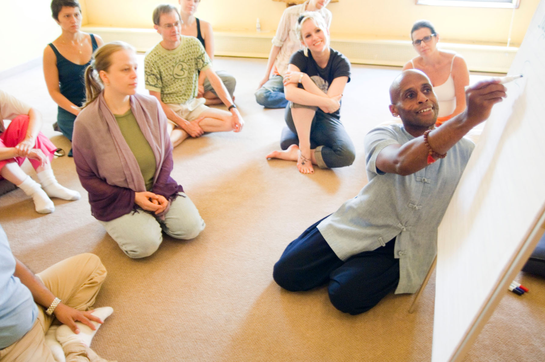 Yoga Teacher Training New York Integral Yoga